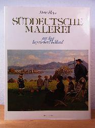 Heyn, Hans:  Süddeutsche Malerei aus dem bayerischen Hochland. Das Inntal, der Chiemgau und das Berchtesgadner Land in bildnerischen Zeugnissen