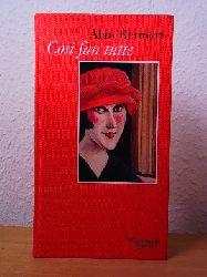 Bennett, Alan:  Così fan tutte. Eine Geschichte. Edition Salto Nr. 114
