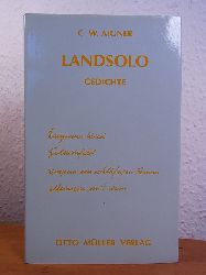 Aigner, C. W.:  Landsolo. Gedichte