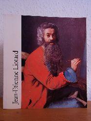 Baumann, Felix und Romy Storrer:  Jean-Etienne Liotard, Genf 1702 - 1789. Sammlung des Musée d`Art et d`Histoire, Genf. Ausstellung 16. Juni - 24. September 1978, Kunsthaus Zürich