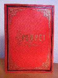 Sommer, Giorgio:  Giorgio Sommer. Pompei. Leporello mit 24 Albuminabzügen
