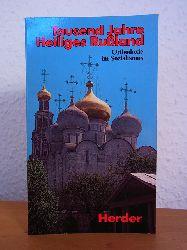 Adler, Gerhard (Hrsg.):  Tausend Jahre heiliges Russland. Orthodoxie im Sozialismus