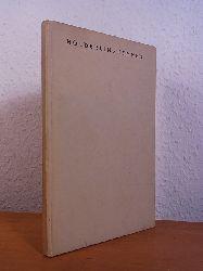 Hölderlin, Friedrich - herausgegeben von Rudolf von Delius:  Die späten Hymnen. 1. - 3. Tausend