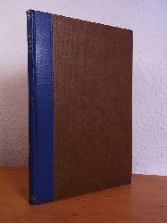 Bismarck, Otto Fürst von - herausgegeben v. Herbert Bismarck:  Bismarcks Briefe an seine Braut und Gattin. Erläuterungen und Register von Horst Kohl
