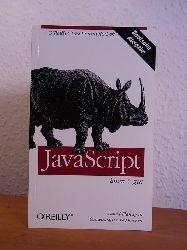Flanagan, David:  JavaScript kurz und gut (O`Reillys Taschenbibliothek)
