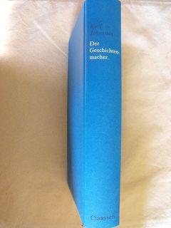 Johansson, Kjell:  Der Geschichtenmacher : Roman. Aus dem Schwed. von Susanne Dahmann