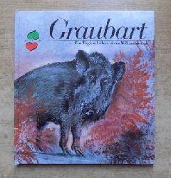Meynhardt, Heinz  Graubart - Ein Tag im Leben eines Wildschweins.