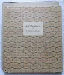 Bachmann, Kurt  Die Spielkarte - Ihre Geschichte in 15 Jahrhunderten.