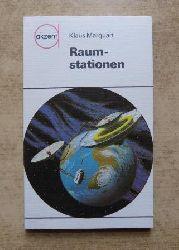 Marquart, Klaus  Raumstationen.