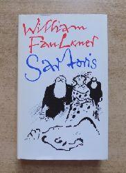 Faulkner, William  Sartoris - Roman.
