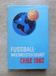 Fußballweltmeisterschaft Chile 1962.
