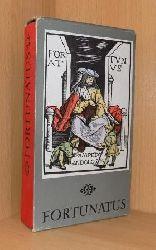 Fortunatus - Hier ist gar kurzweilig zu lesen was Fortunatus und nach ihm seine zwei Söhne mit dem Glückssäckel und Wunschhütlein für Wunder vollbracht und erfahren Wollust und Freud aber auch Not und Mühe bis an den Tod erlitten haben - Und allweg sind vernunft und Weisheit vor allen anderen Schätzen dieser Welt zu begehren und zu erwählen. Ein Volksbuch aus dem Jahre 1509.