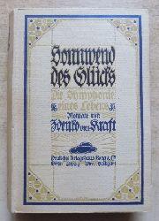 Kraft, Zdenko von  Sonnwend des Glücks - Die Symphonie eines Lebens.