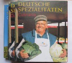 Metzger, Christine  Deutsche Spezialitäten - Culinaria.