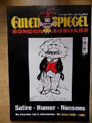 Eulenspiegel Verlag, (Hrg.)  Eulenspiegel Sonderausgabe - Die Jahre 1980 - 1989 - Die Klassiker aus 5 Jahrzehnten.