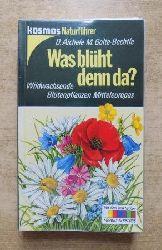 Aichele, Dietmar  Was blüht denn da? - Wildwachsende Blütenpflanzen Mitteleuropas.