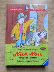 Sharmat, Marjorie Weinman  Nick Nase der große Detektiv - Sonderausgabe.