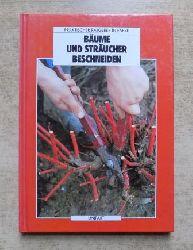 Blackburne-Maze, Peter  Bäume und Sträucher beschneiden - Praktischer Ratgeber in Farbe.