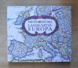 Swift, Michael  Historische Landkarten Europa.