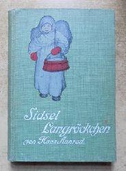 Aanrud, Hans  Sidsel Langröckchen.