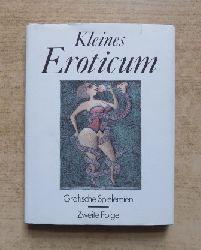 Roatsch, Horst (Hrg.)  Kleines Eroticum - Grafische Spielereien. Zweite Folge.