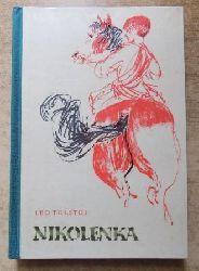 Tolstoi, Leo  Nikolenka.