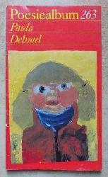 Dehmel, Paula  Poesiealbum 263.