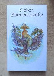 Tiede, Hans-Otto (Hrg.)  Sieben Blumensträuße - Reime und Gedichte für den Kindergarten.