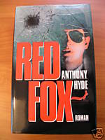 Anthony Hyde Red Fox. Roman
