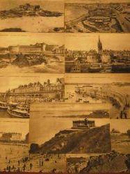 9 alte französische Postkarten ST. MALO/Cote d`Émeraude