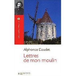 Alphonse Daudet Lettres de mon moulin