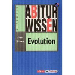 Christner, Jürgen Abiturwissen Evolution. 9. Auflage