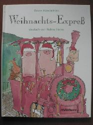 Bruce Koscielniak/Helme Heine (Übersetz.) Weihnachts-Expreß