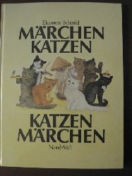 Schmid, Eleonore Märchenkatzen -  Katzenmärchen 2. Auflage