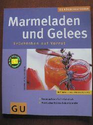 Schinharl, Cornelia Marmeladen & Gelees - Früchtchen auf Vorrat 5. Auflage