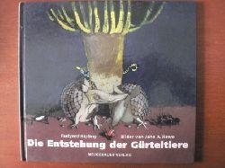 Rudyard Kipling/John A. Rowe (Illustr.)  Die Entstehung der Gürteltiere
