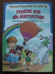 Gutenacht-Geschichten für jeden Tag: Knuddel und die Alarmanlage und andere lustige Geschichten