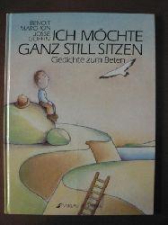 Benoit Marchon/Friedl Hofbauer (Übersetz.)/Josse Goffin (Illustr.) Ich möchte still sitzen. Gedichte zum Beten