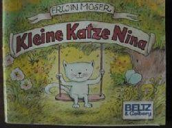 Erwin Moser Kleine Katze Nina