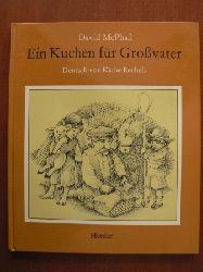 McPhail, David/Recheis, Käthe (Übersetz.) Ein Kuchen für Großvater.