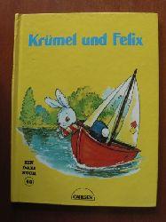 Rosemary Billam/Vanessa Julian-Ottie (Illustr.) Krümel und Felix  Ein Daxi Buch 65 1. Auflage