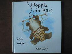 Mick Inkpen Hoppla, ein Bär!