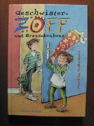 Angelika Böckelmann (Autor) Geschwister-Zoff und Brausebonbons.