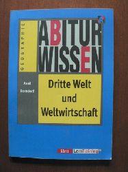Borsdorf, Axel Abiturwissen Geographie: Dritte Welt und Weltwirtschaft. 5. Auflage