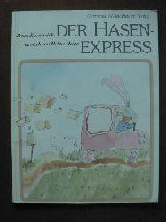 Bruce Koscielniak/Helme Heine (Übersetz.) Der Hasenexpress