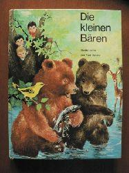 Paul Durand (Illustr.)/Anne-Marie Dalmais (Text)/Athina Kotzamanis (Übersetz.) Die kleinen Bären