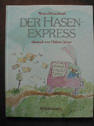 Koscielniak, Bruce/Heine, Helme (Übersetz.) Der Hasen - Express 8.bis12. Tausend