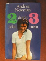 Andrea Newman 2 durch 3 geht nicht