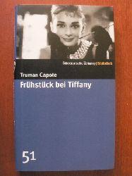 Capote, Truman  Frühstück bei Tiffany. SZ-Bibliothek Band 51