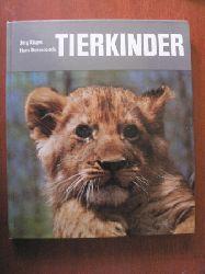 Hans Dossenbach/Jürg Klages  Tierkinder (Sammelband)